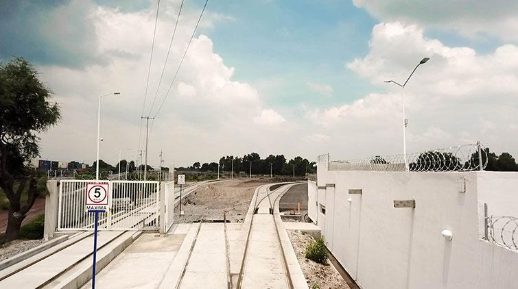 bascula Ferroviaria y carretera